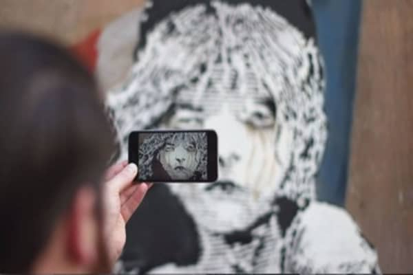 Banksy artwork protests treatment of migrants in Calais