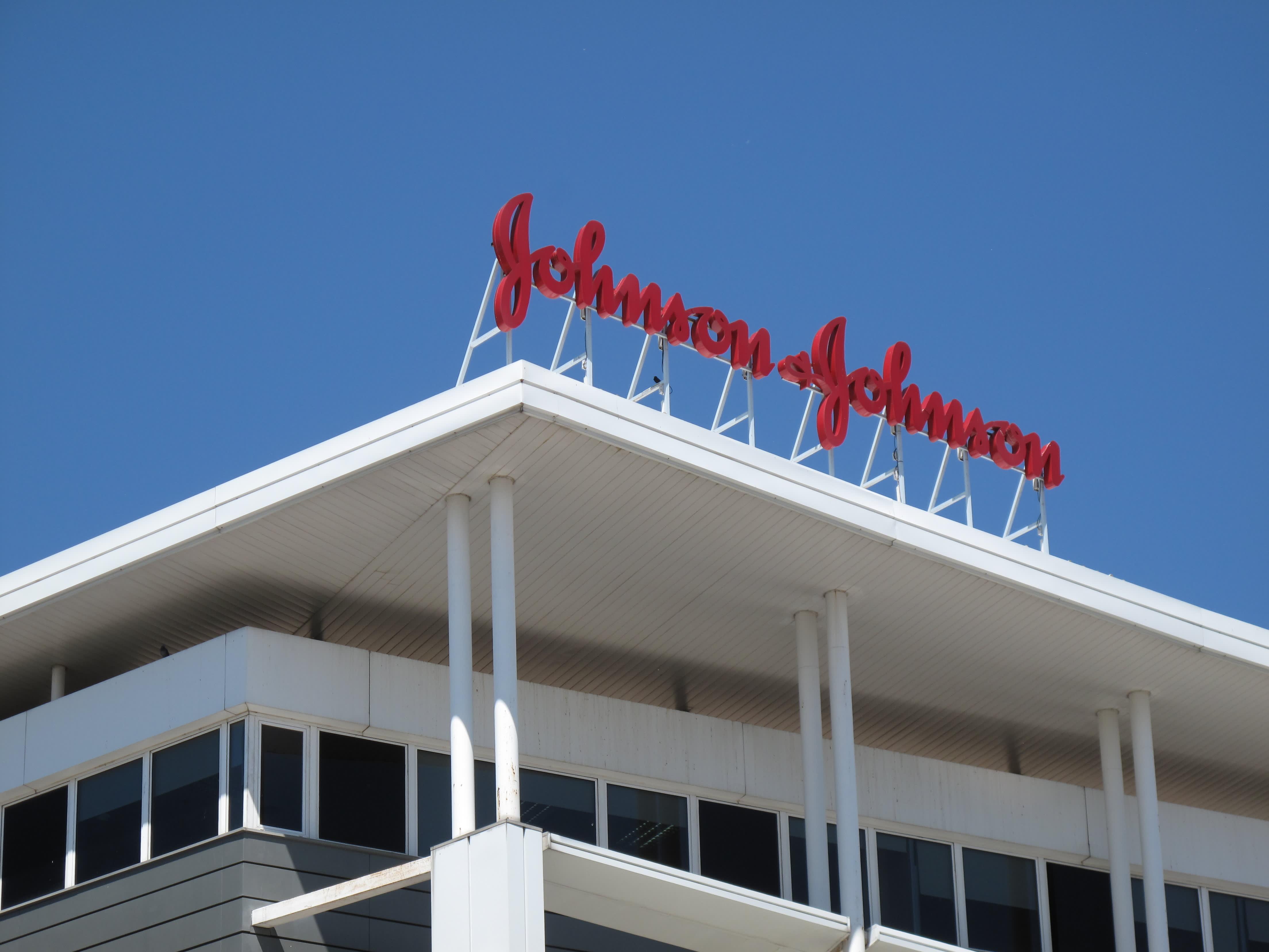 marketing plan johnson johnson