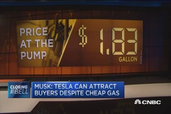 Elon Musk addresses Tesla's headwinds in China