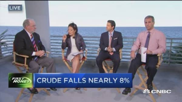 Won't see $44 crude in my lifetime: Gartman
