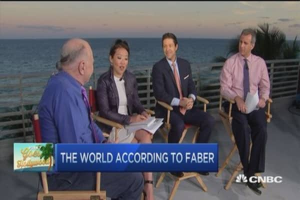 The world according to Faber