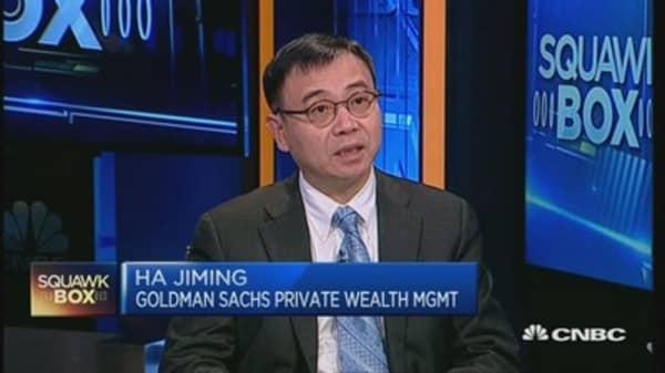 Goldman Sachs on China's global impact