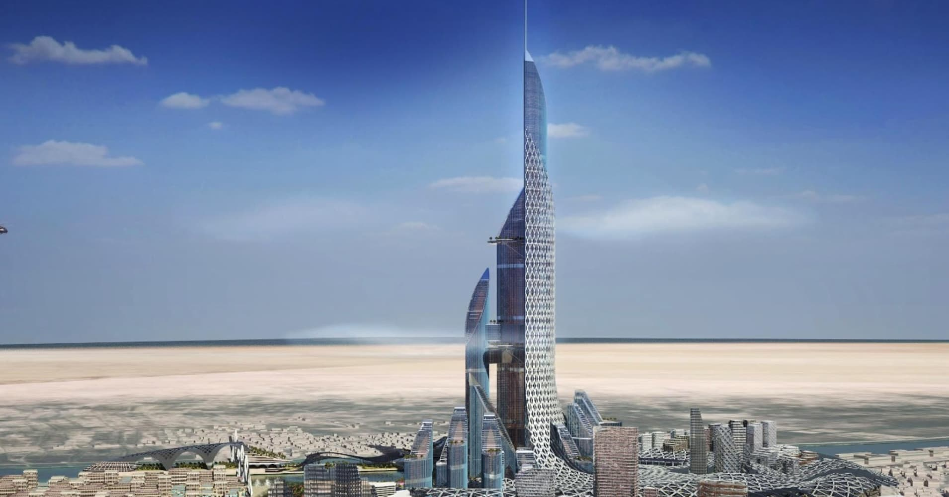 the world s tallest building is planned for iraq