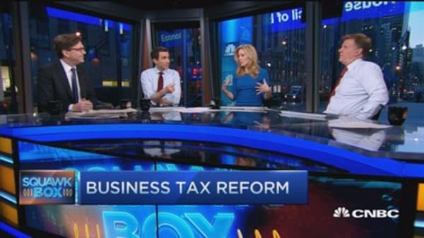 Jason Furman on business tax reform