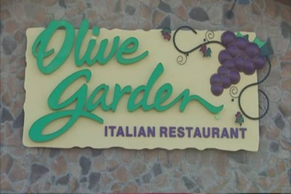 Olive Garden expands catering delivery services