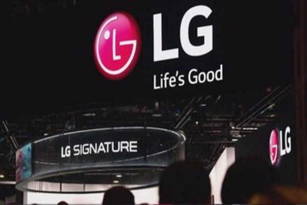 LG eyes smart cars