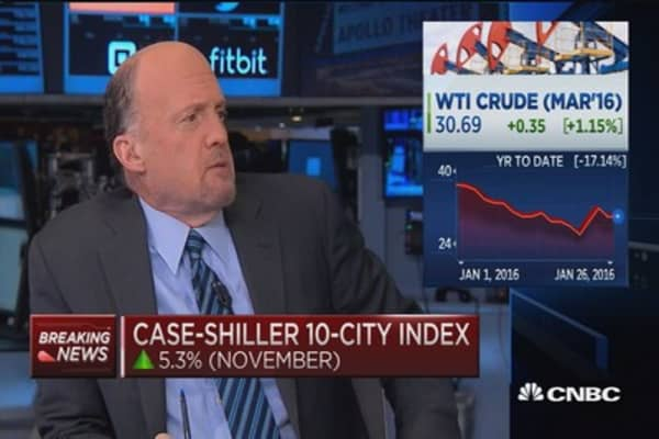 Cramer: THIS will prompt a 'rip-roaring rally'