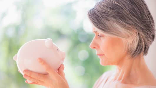 Retirement savings catchup
