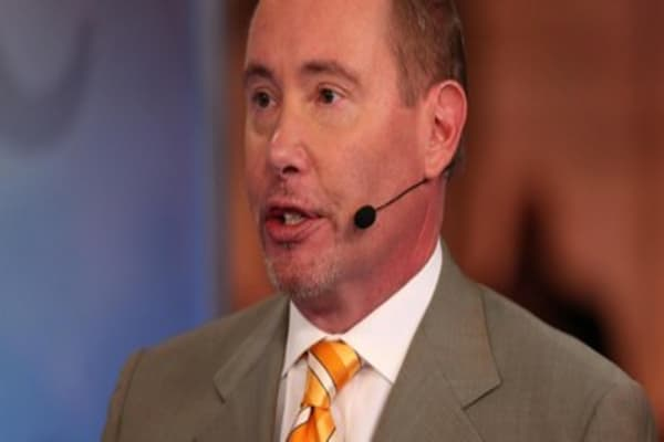 Gundlach slams the Fed