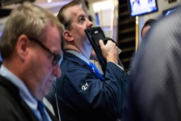 Investors await Fed decision