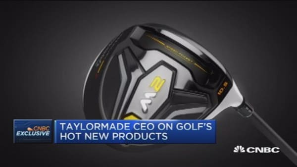 TaylorMade CEO: Our goal is to drive the golf business