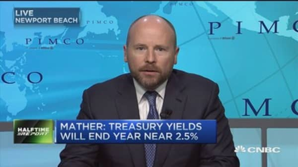 Pimco's Mather: March rate hike still on the table