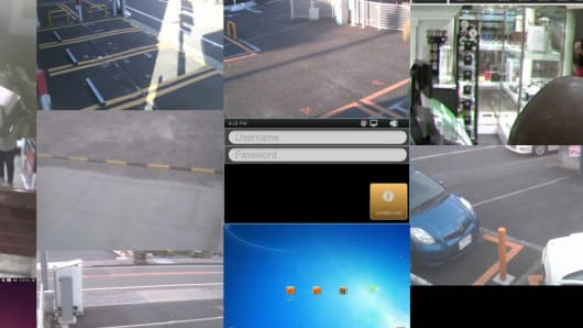 The websites Shodan shows unsecured web cam feeds that you can watch in your area.