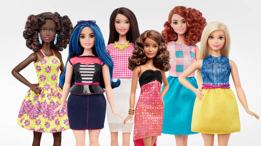 2016 Barbie Fashionistas