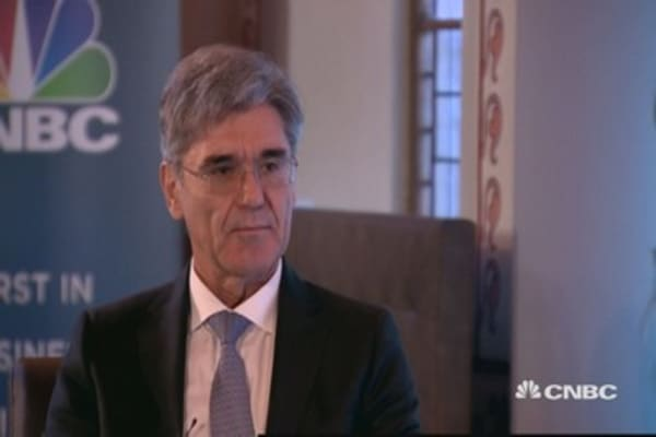 Siemens CEO on thinking like a start-up