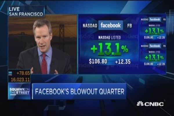 How Facebook is like Google in 2006