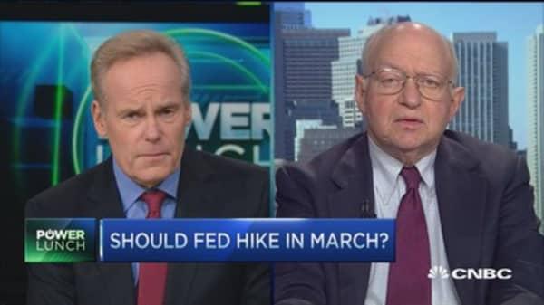 US will see terrible Q4 GDP estimate: Feldstein