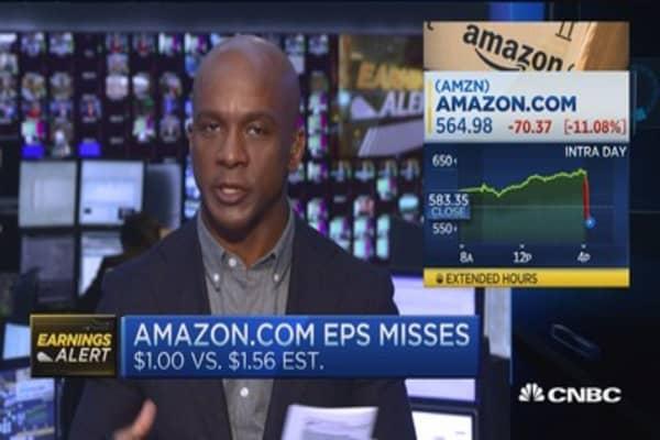 Amazon cloud growth up 69%