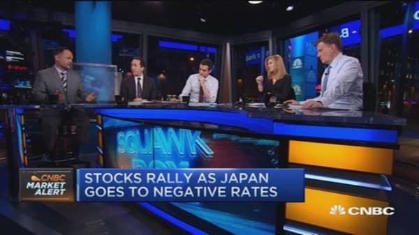 Japan zero rate call 'economic kamikaze': Pro
