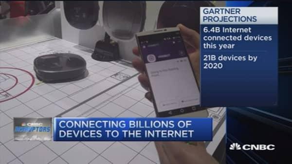 Internet of things next big disruptor