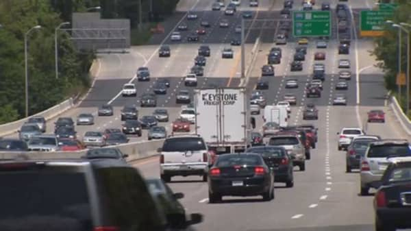 Google-backed start-up aims to fix traffic