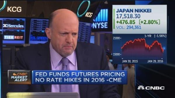Cramer eyes yen & Xerox