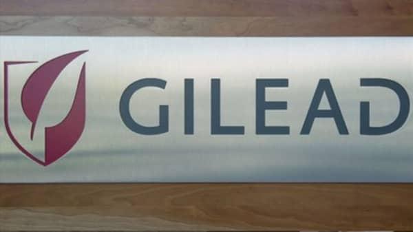 Gilead Sciences names Milligan new CEO