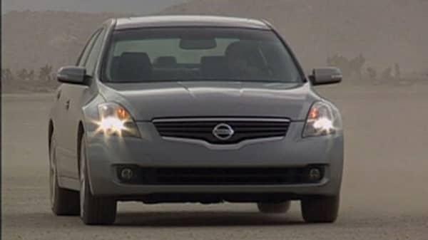 Nissan recalls 846k Altimas