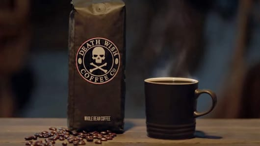 Death Wish Coffee Co.