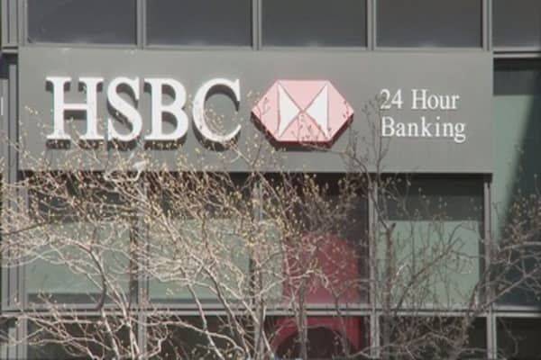 HSBC's online banking suffers cyber attack