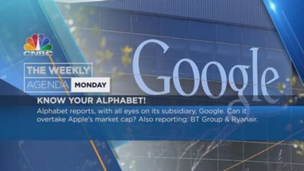 Alphabet, Yahoo, oil: Earnings Agenda Feb 1