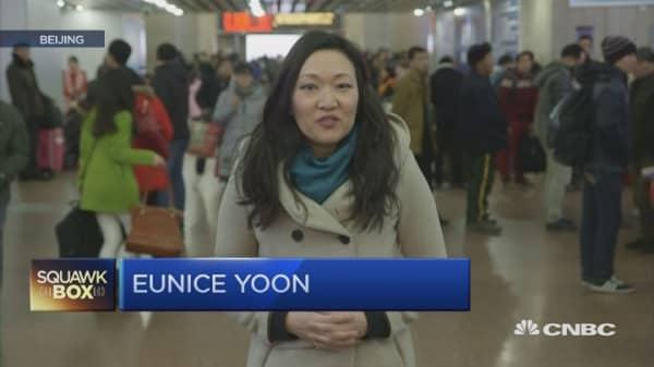 China migration PKG