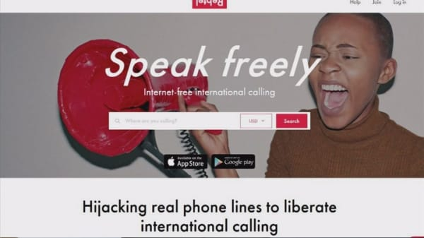 Rebtel lets users call internationally for cheap