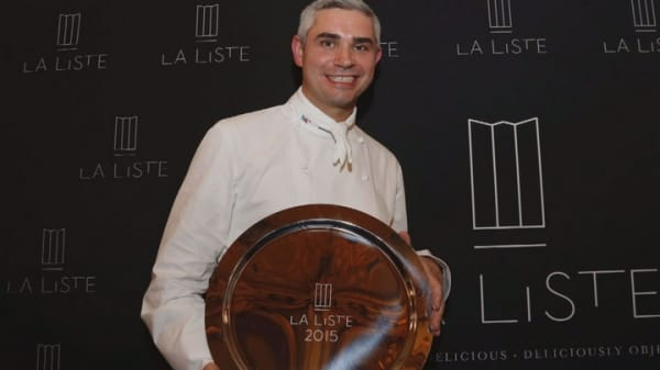 'World's best chef' dies at 44 years old