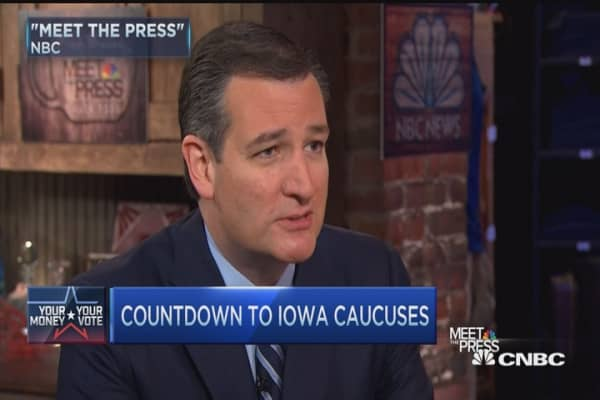 Road to 2016 elections heats up in Iowa