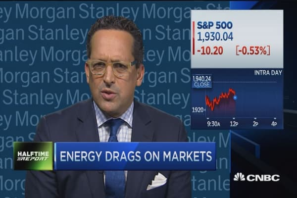 Adam Parker forecasts S&P at  2,175 year-end