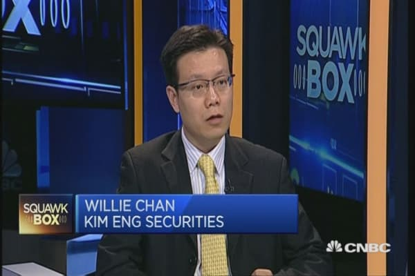 Expect further tightening to China's capital account