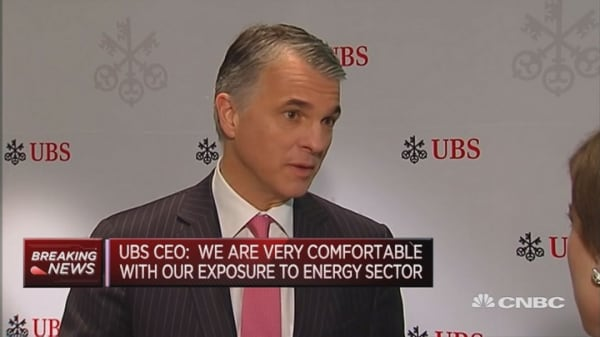 UBS reports net profit up 79%
