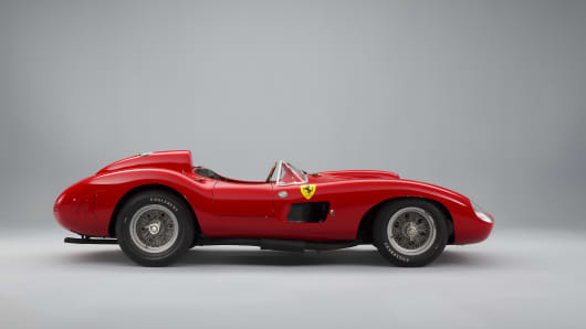 Is This Ferrari Europes Most Expensive Classic Car - Most classic cars