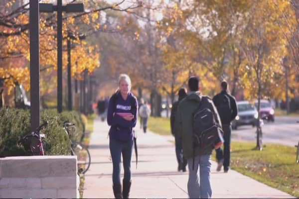 This college requires freshmen to wear Fitbits