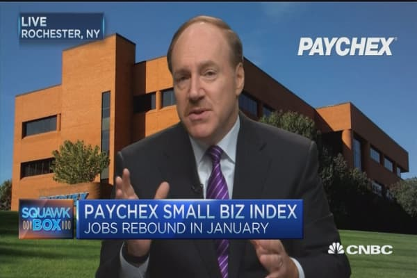 Companies hiring in January: Paychex IHS survey