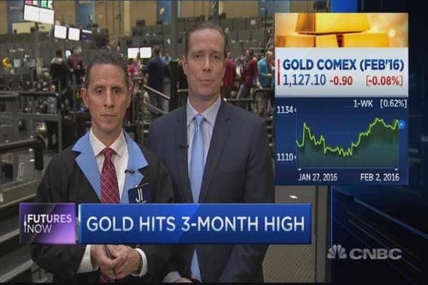 It's time to buy gold: Trader