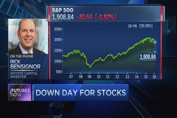 Don't expect a bull market 'til 2017: Trader