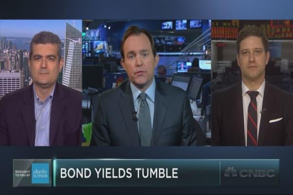 The bond market's economic signal