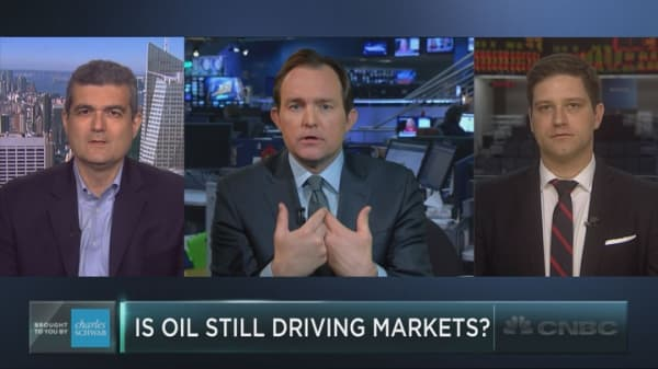 Is oil's market influence waning?