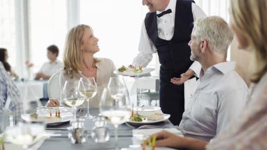 Restaurant environment