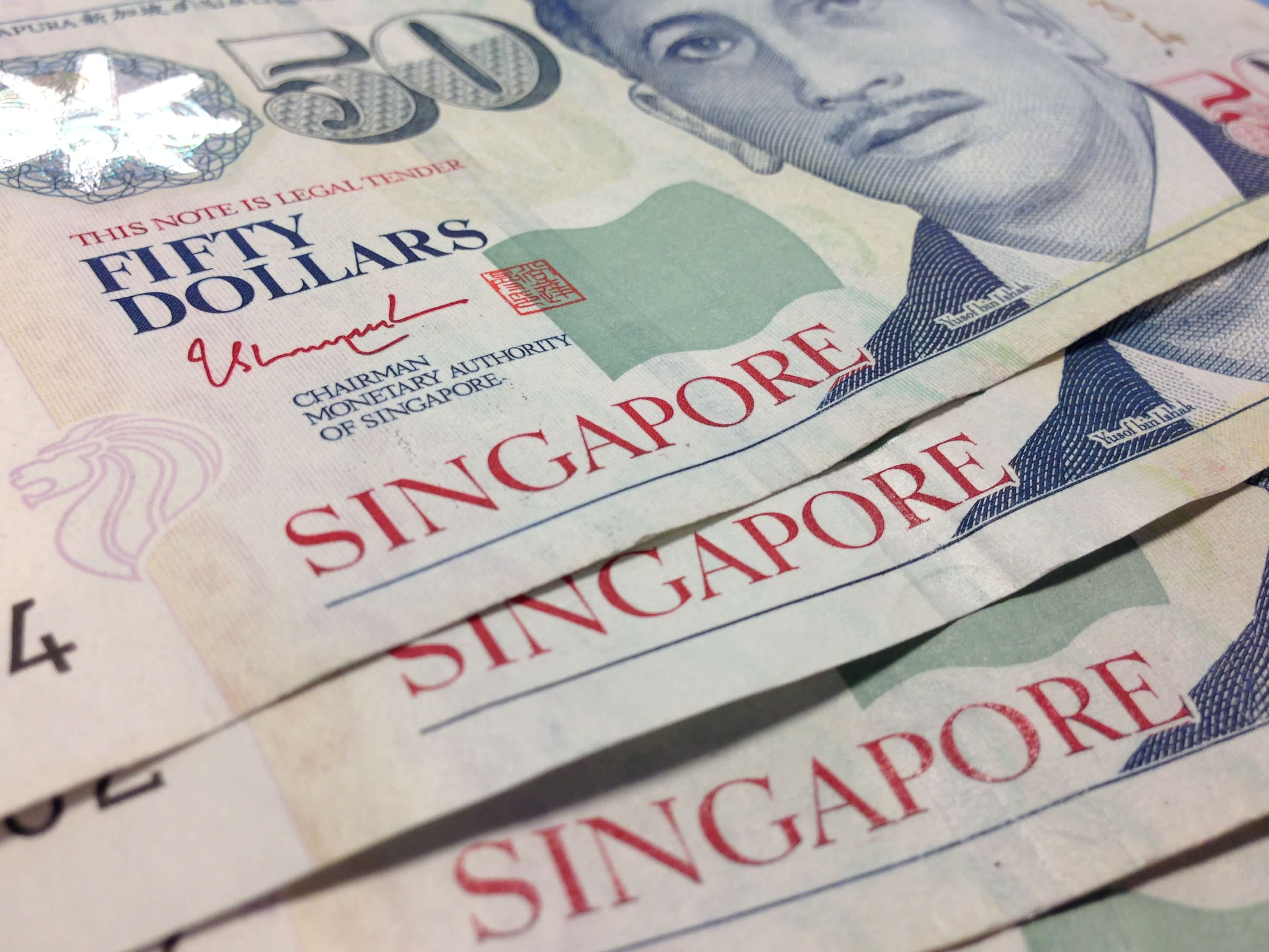 Singapore dollar hits weakest in more than seven years biocorpaavc