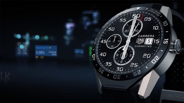 Tag Heuer's luxury smart watch sells out