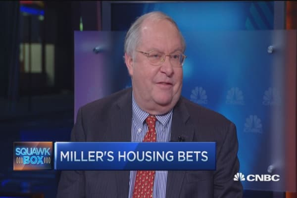 Bill Miller's top value plays