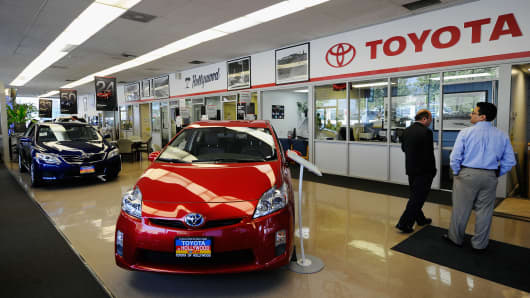 Toyota And Mazda Plan To Build Billion US Plant In Joint Venture - Mazda dealerships los angeles